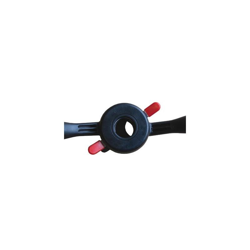 Écrou de serrage rapide pour équilibreuses diamètre 36 mm