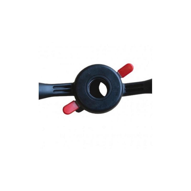Écrou de serrage rapide pour équilibreuses 40 mm