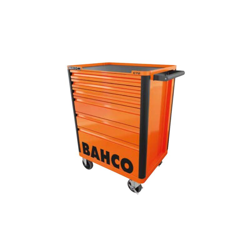 Servante 6 tiroirs -Orange-