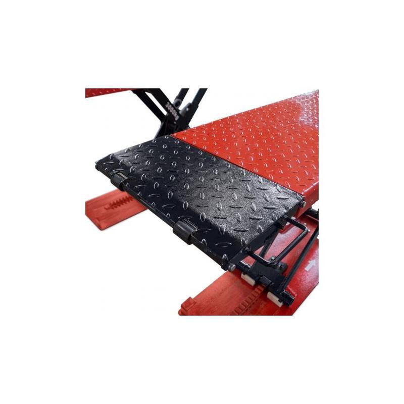 Pont ciseaux mobile 3 T WEBER