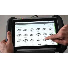 Utilisé avec la tablette CONNEX