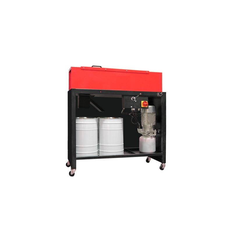 Compresseur de filtres horizontal 15 T