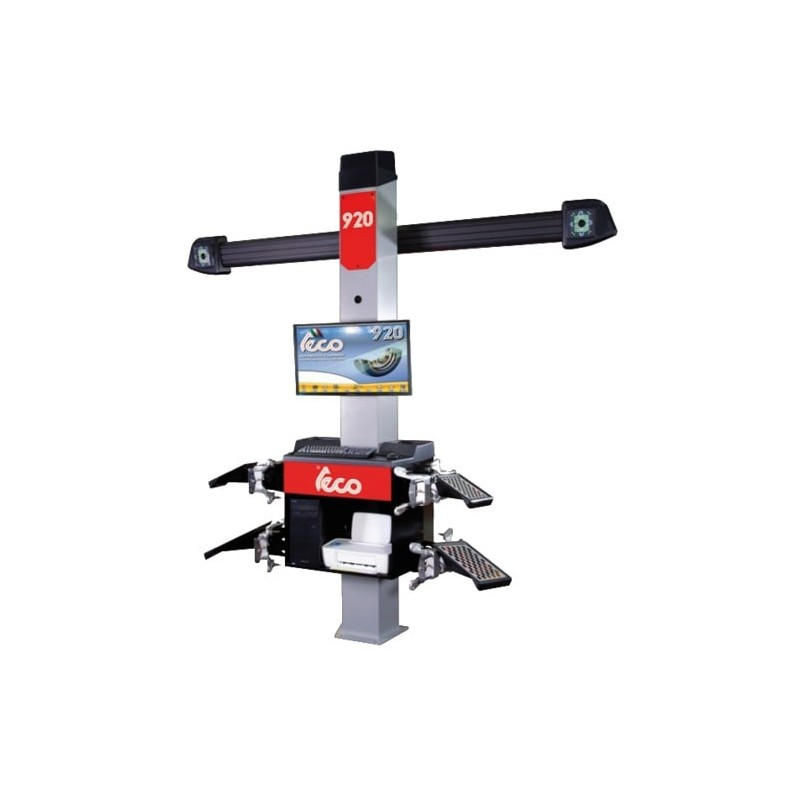 Contrôleur de géométrie 3D à 2 caméras TECO 920 à suivi automatique