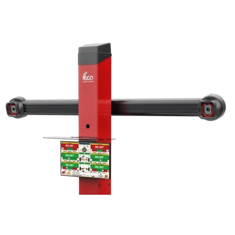 Contrôleur de géométrie 3D à 2 caméras TECO 820