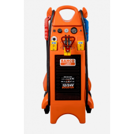 Booster ultra puissant mobile 12/24 V - 1600/3200 CA