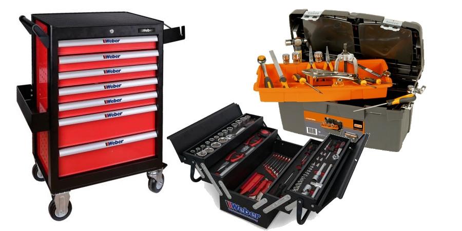 Servantes-caisses à outils