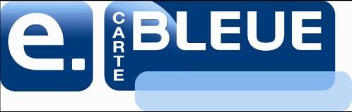 logo e carte bleue