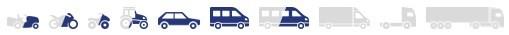 Pour voitures VUL et camionnettes